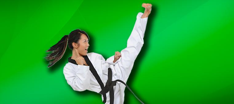 Womens Martial Arts2 A History of Taekwondo